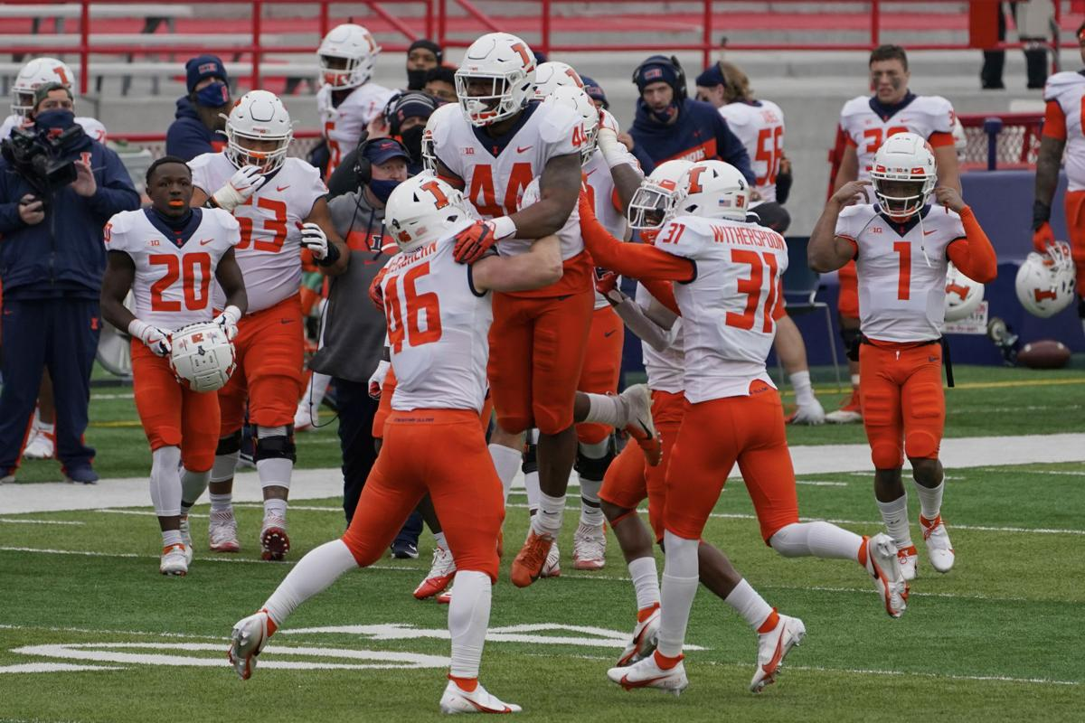Illinois Nebraska Football