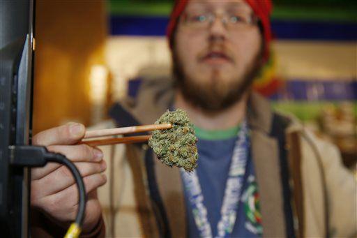 Lawsuit shows resistance to legalization of pot