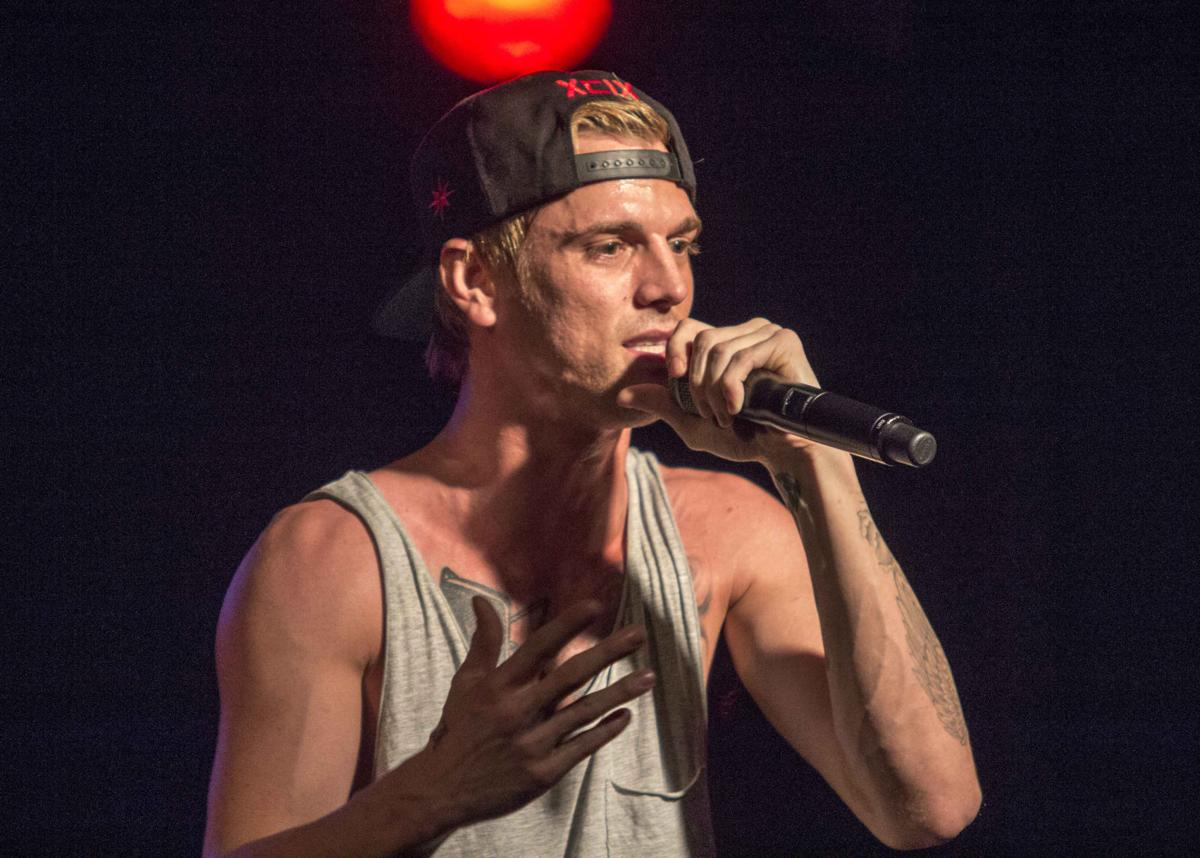 Du Quoin State Fair Adds Pop2k Night Featuring O Town Aaron Carter