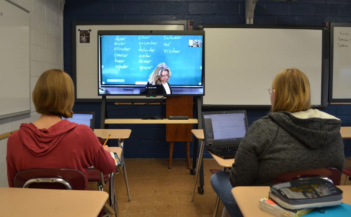 Trico distance learning