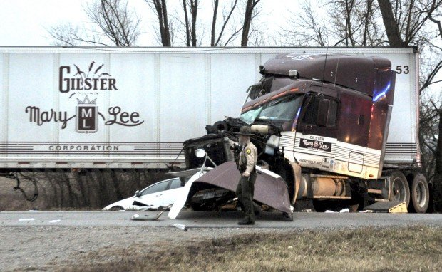 One killed in Alexander County crash | Local News | thesouthern com