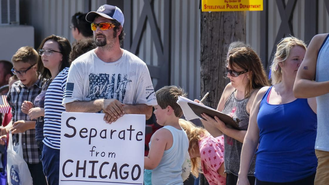 Group seeking to divorce rest of state from Cook County plans