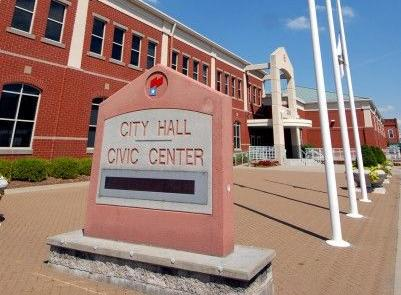 CDALE CIVIC CENTER