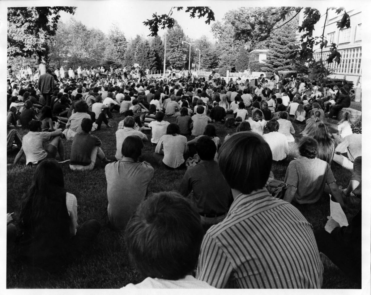 SIU student activism during the Vietnam War