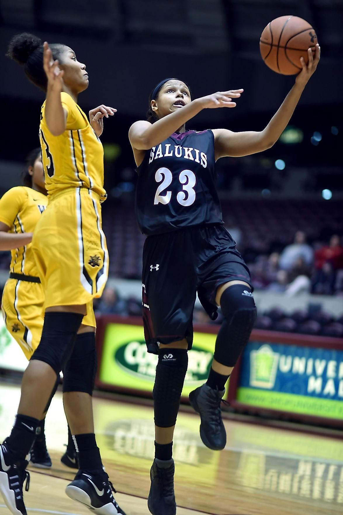 SIU Women's Basketball Defeats Wichita State
