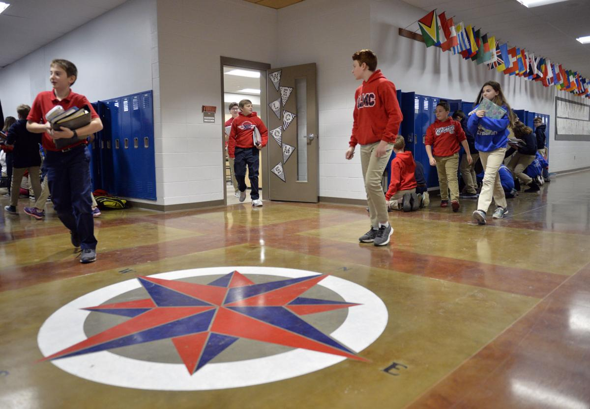 New building opens for Our Lady of Mount Carmel School | Herrin