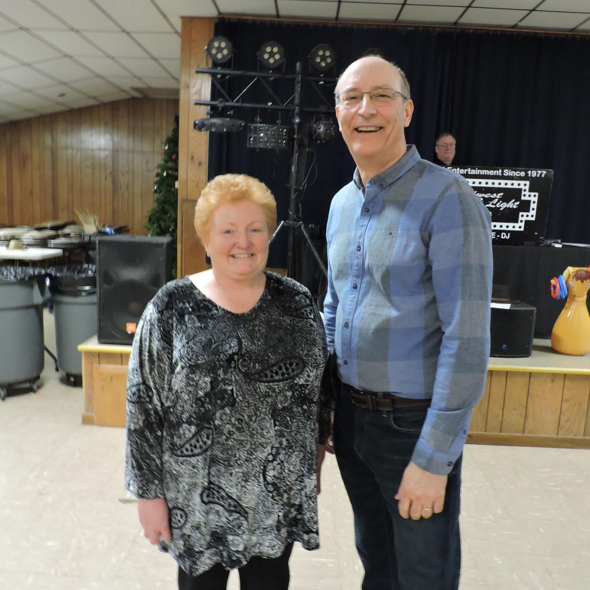 Pinckneyville honorees