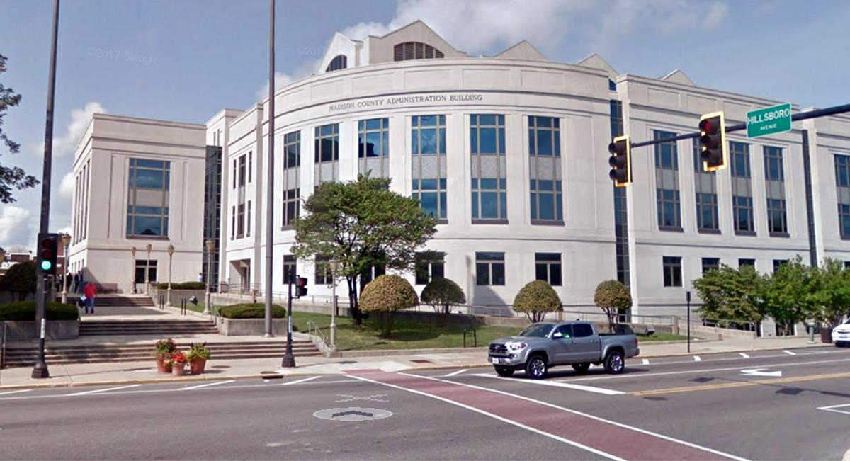 Madison County Administration Building