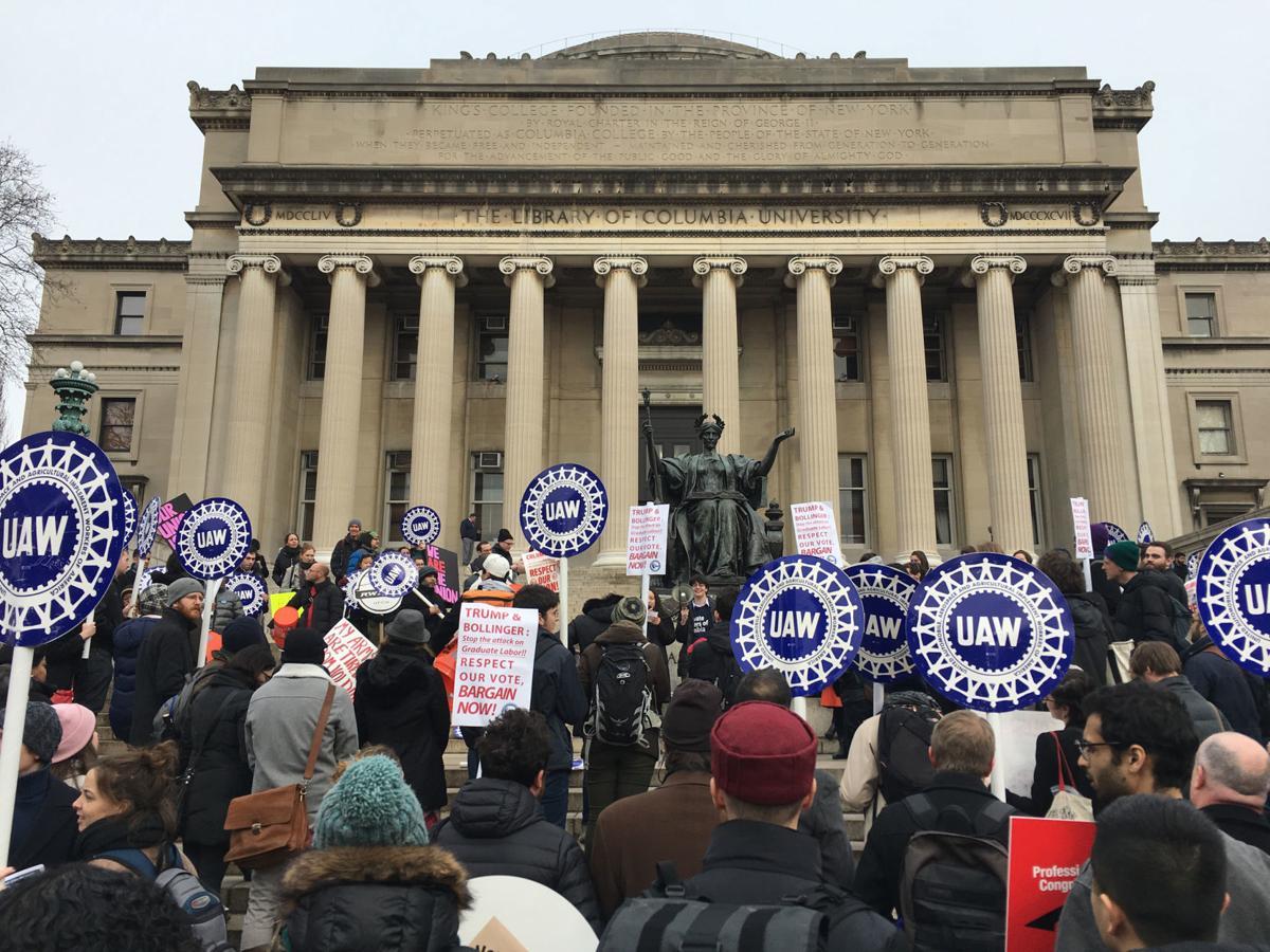Graduate Students-Unionization