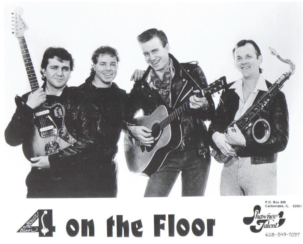 Four on the Floor - studio promo  photo.jpg