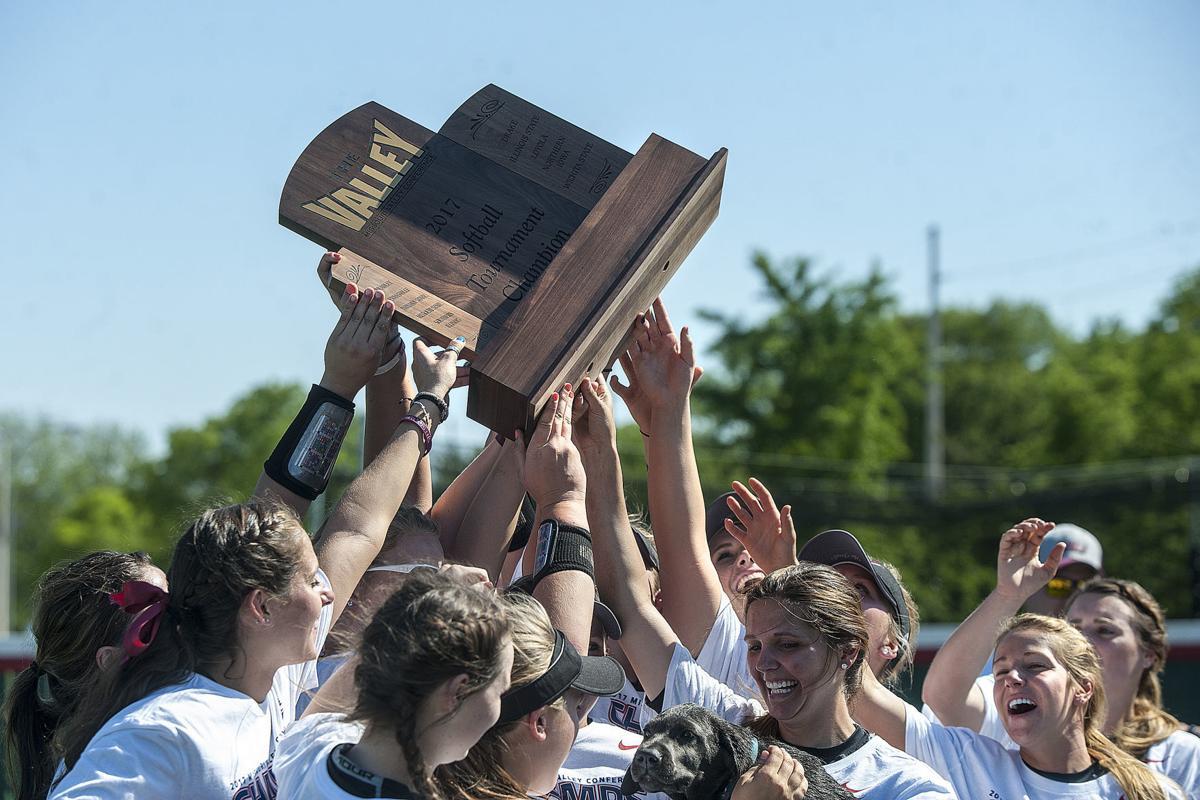 No. 1 - SIU softball wins MVC Tournament, reaches NCAAs