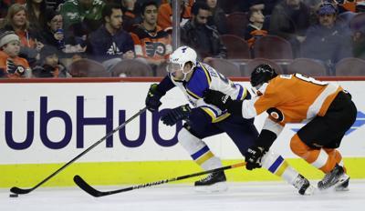 Blues Flyers Hockey