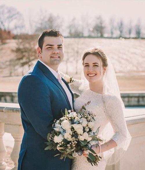 Clay Thomas and Julia Margaret Roe
