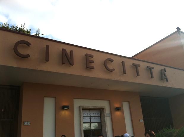 FLIPSIDE Lacie Goff Cinecitta studios