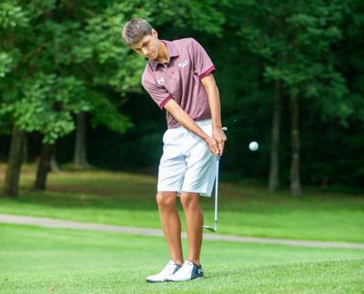 Matthis Besard SIU golf