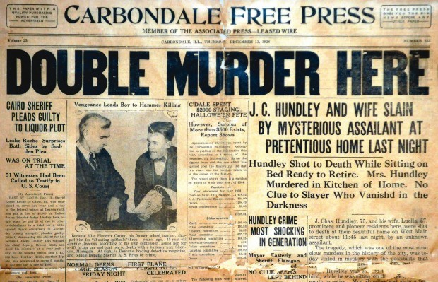 A TO Z MYSTERIES Hundley House Murders