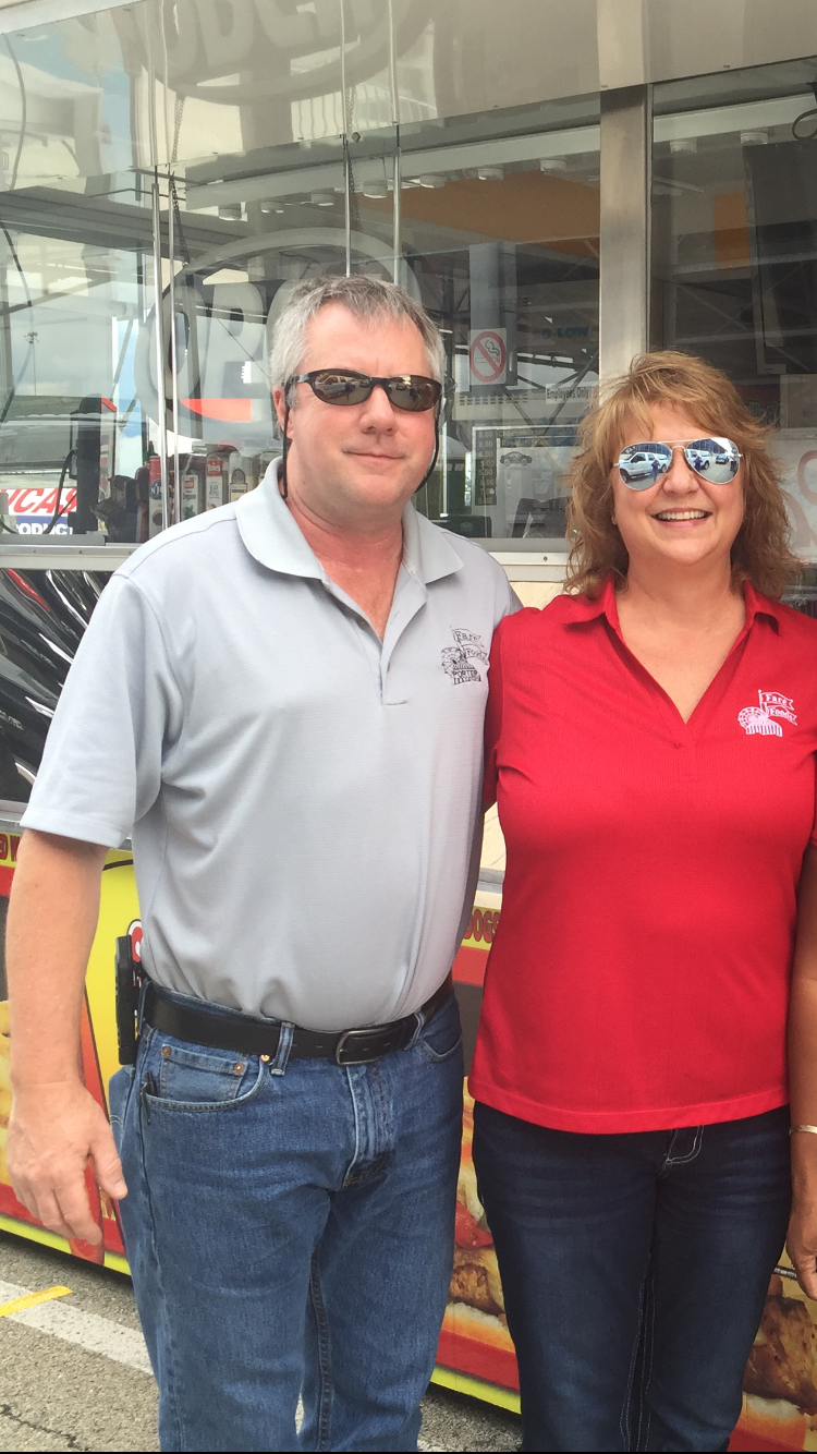 Ron and Laura Porter of Fare Foods