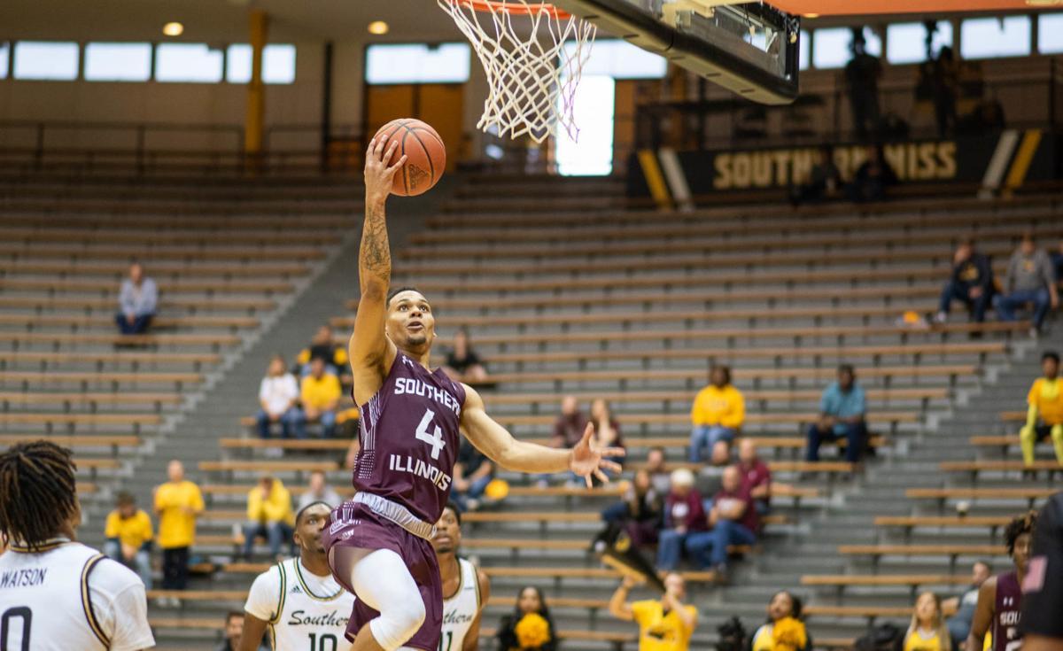 SIU Southern Miss Basketball