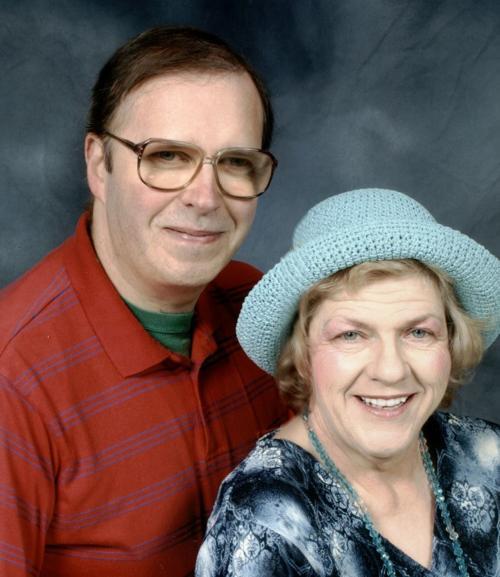 Paul and Margaret Cash