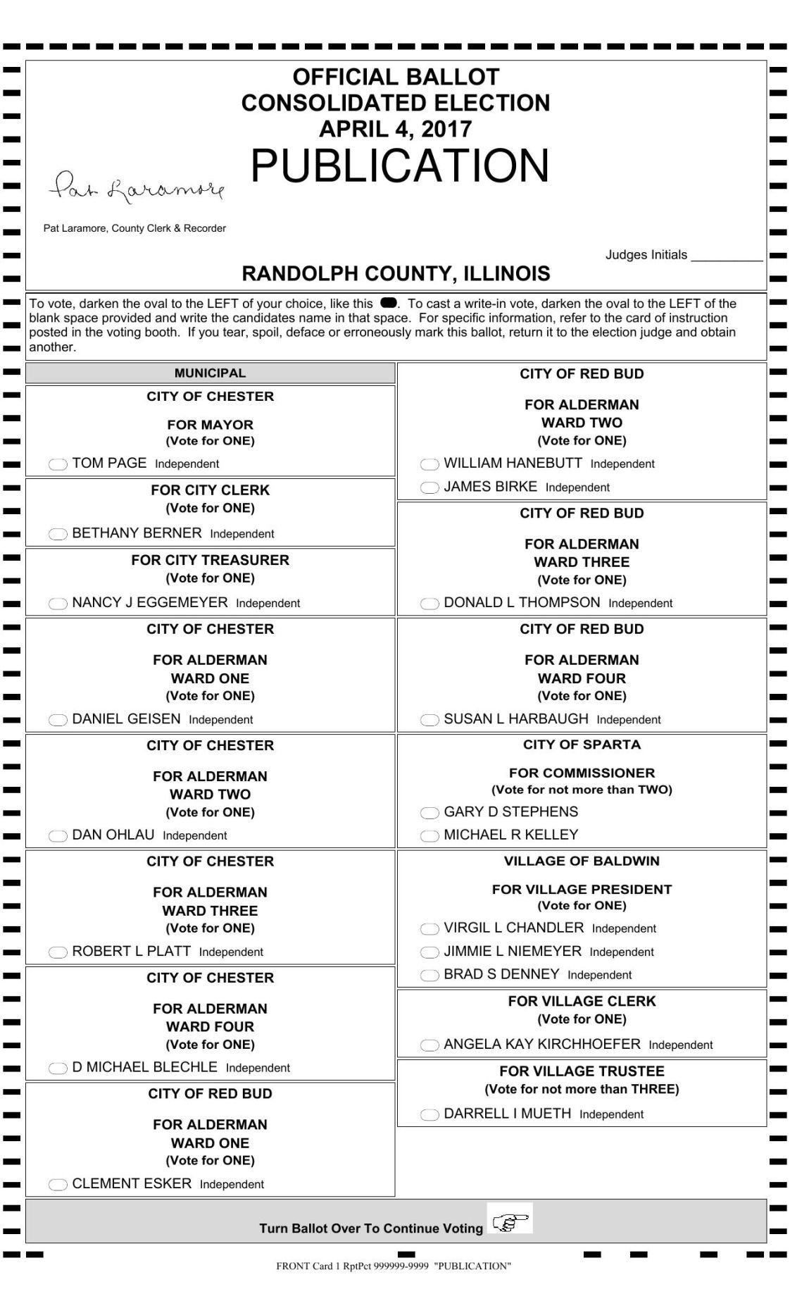 """Easttown democrats on twitter: """"easttown sample ballot! For more."""