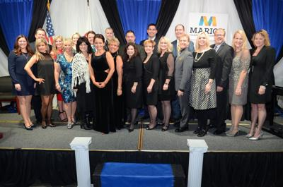 Businesses recognized at annual Awards Banquet in Marion