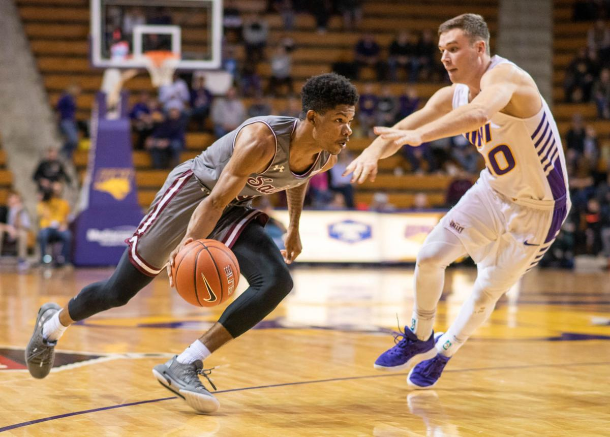SIU Northern Iowa Basketball