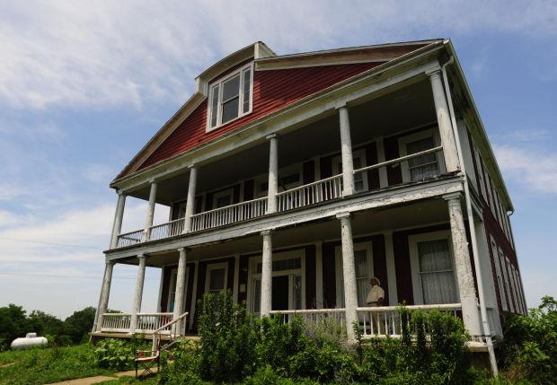 CRENSHAW HOUSE