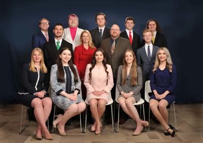 Southeastern Illinois College 2021 National Champion Forensics Team