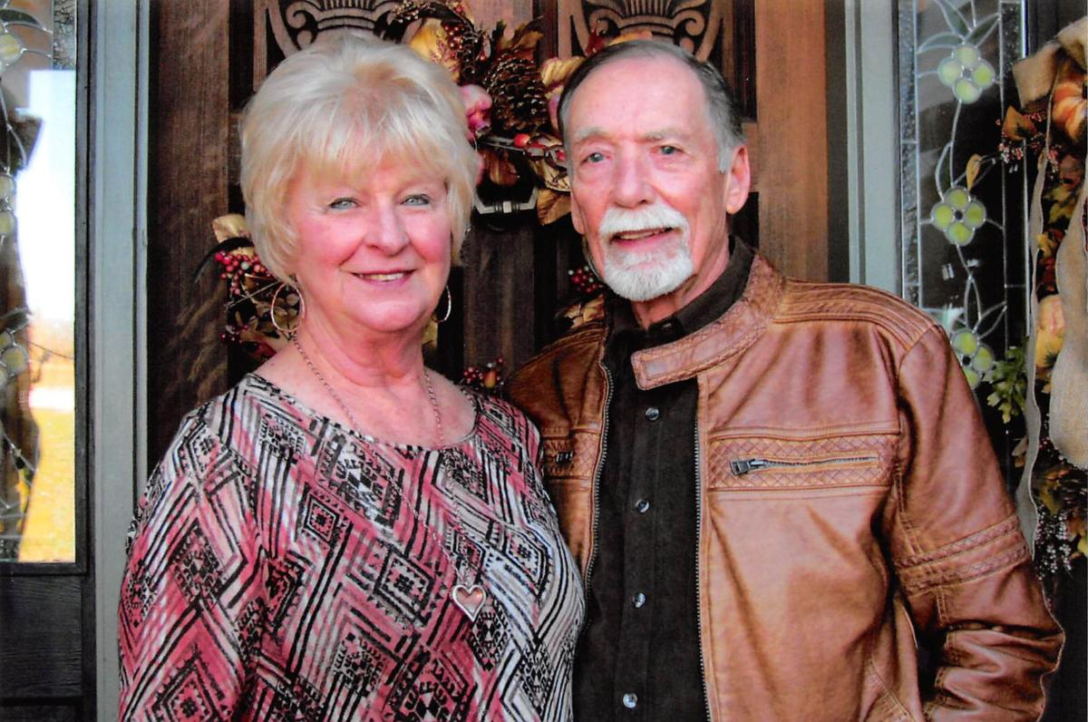 Diane and Ralph Blaney