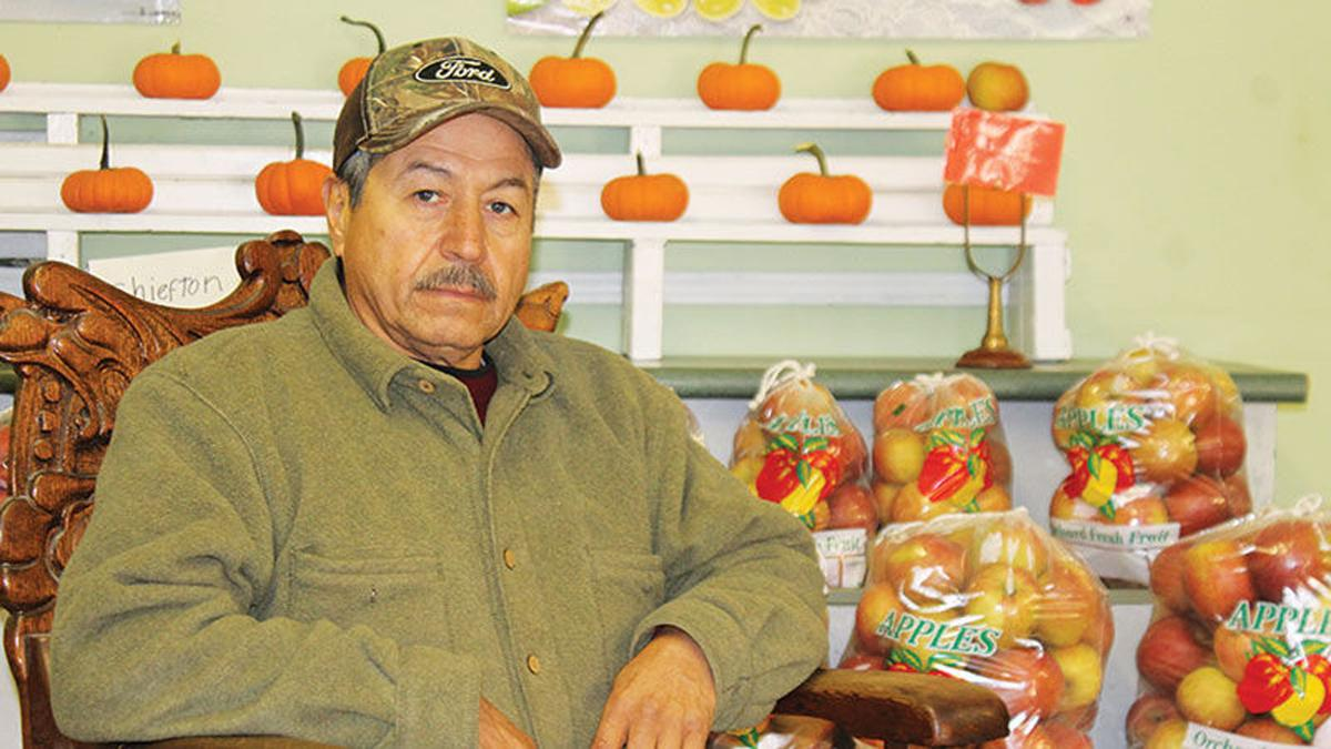 Mexico native at home