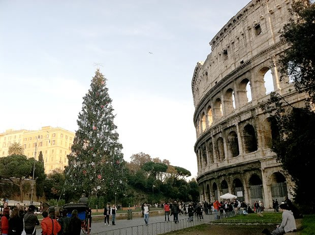 FLIPSIDE Colosseum Italy