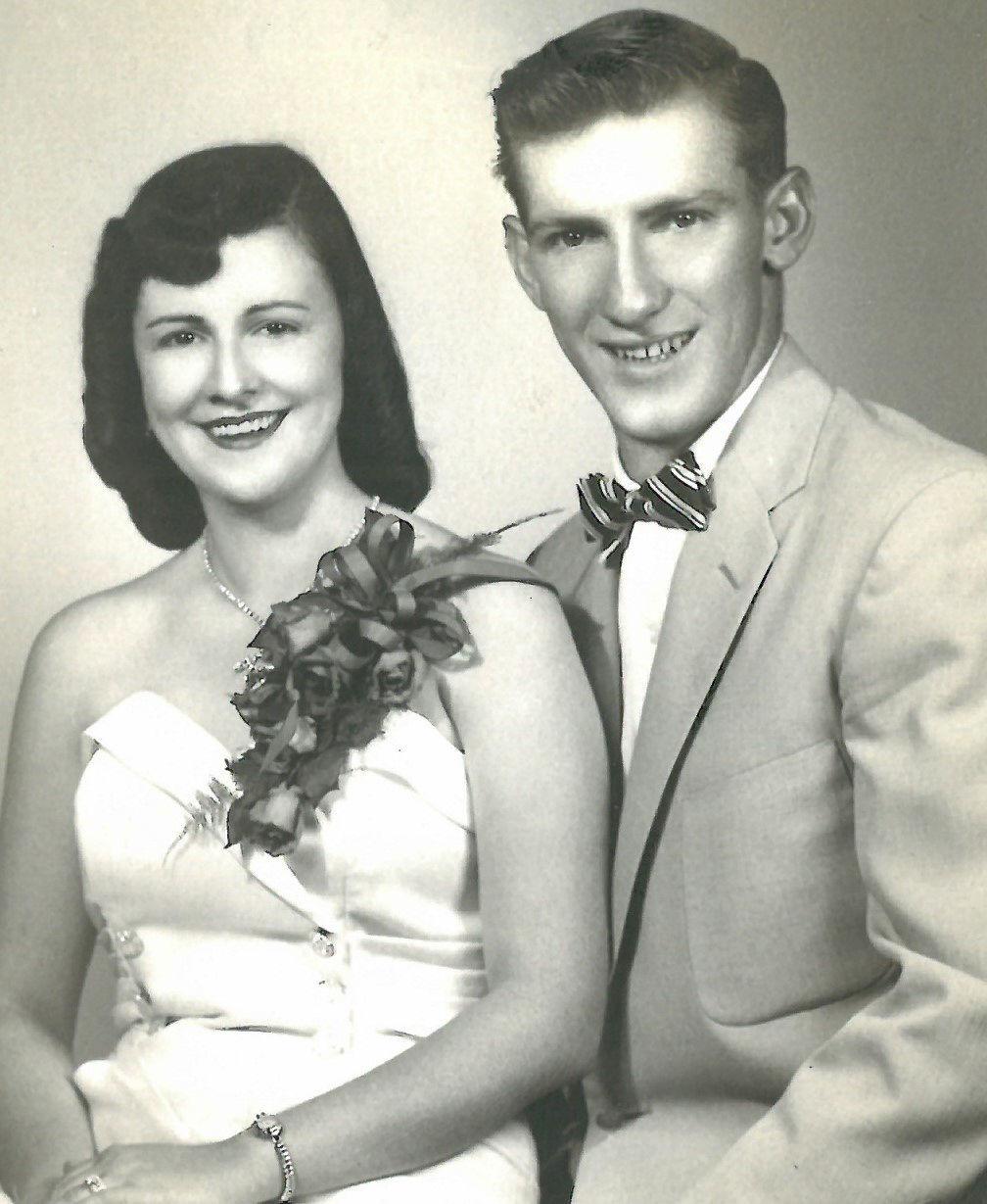 Lorene and Donald Lovejoy