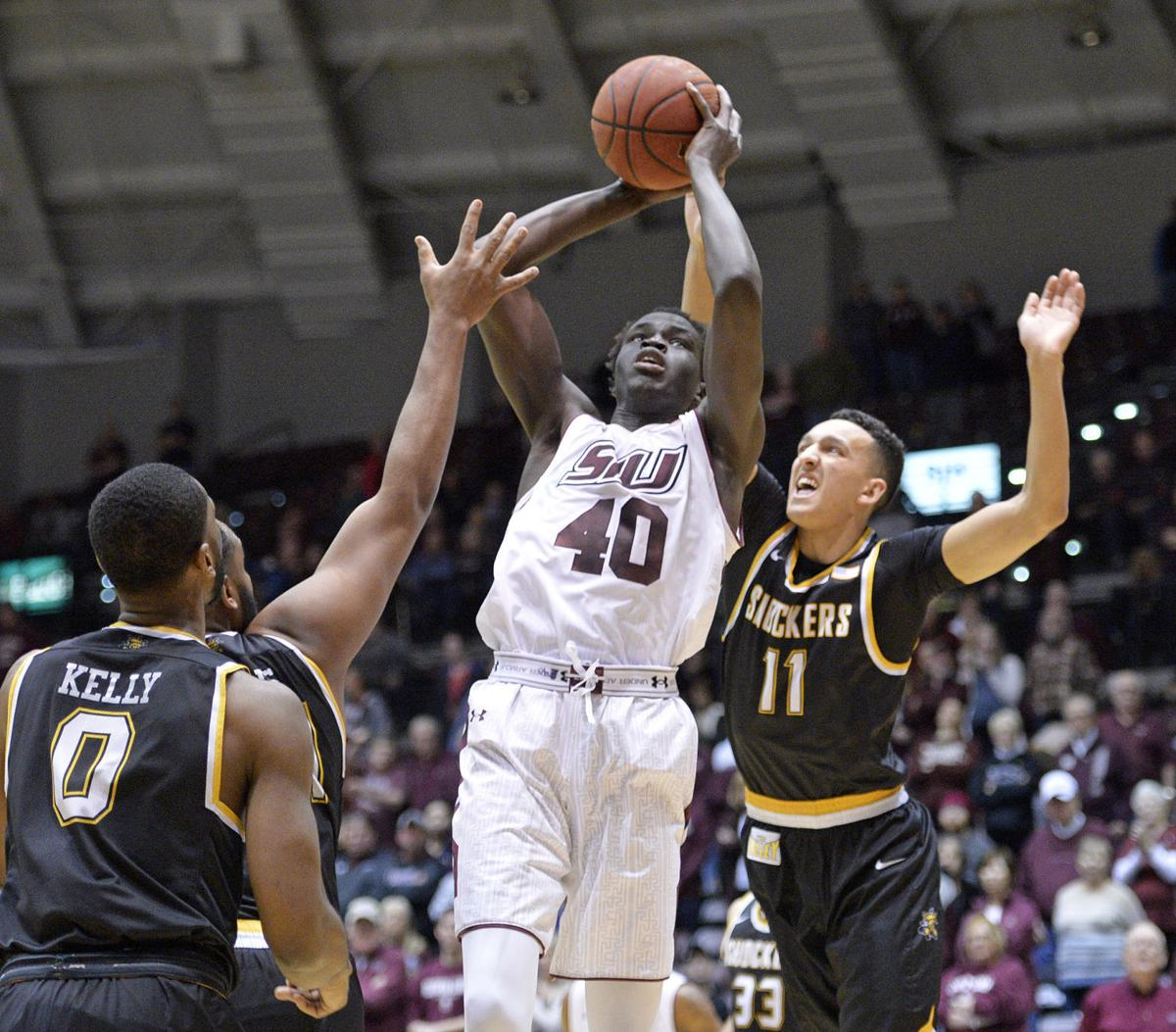 salukis bol out at least another 2 weeks maybe longer