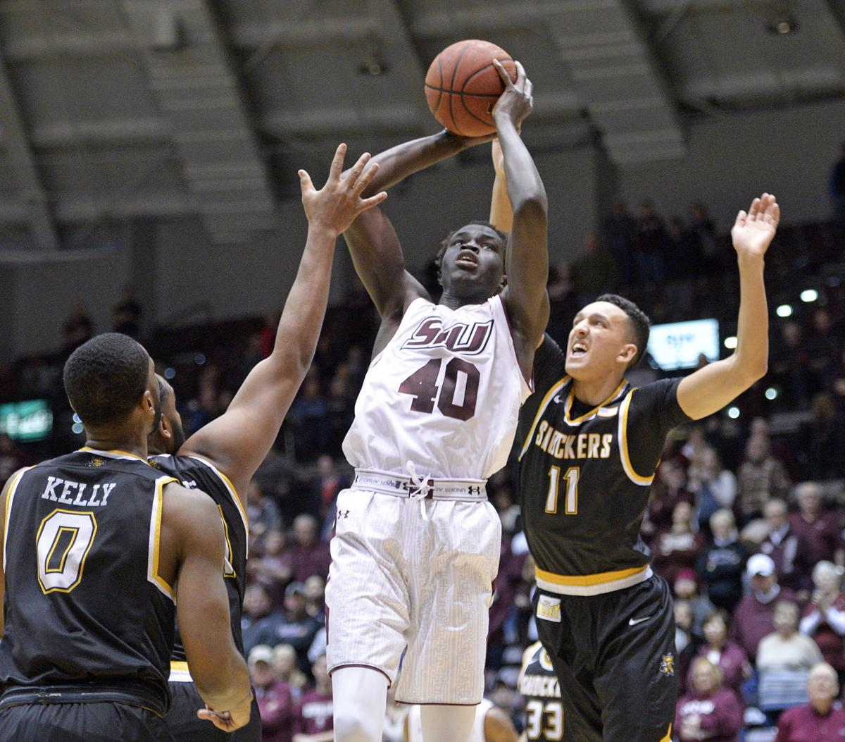 Salukis not only MVC team working around injuries