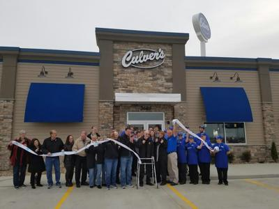 Culver's opens in Marion