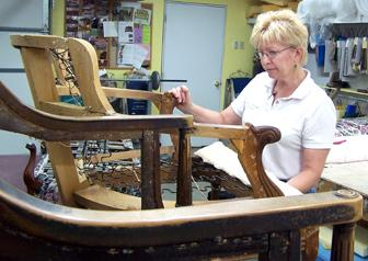 Save those seats: Upholstery can make old things new again