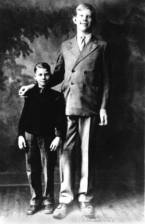 The Alton Giant, Robert Wadlow