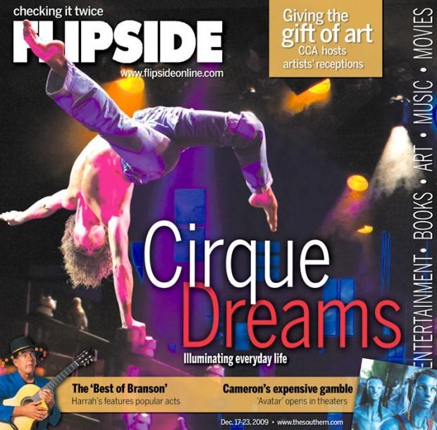 Street Performer Helps Cirque Dreams Illuminate Everyday Life