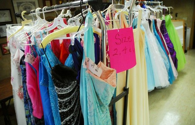 Used prom/pageant dress sale | | thesouthern.com