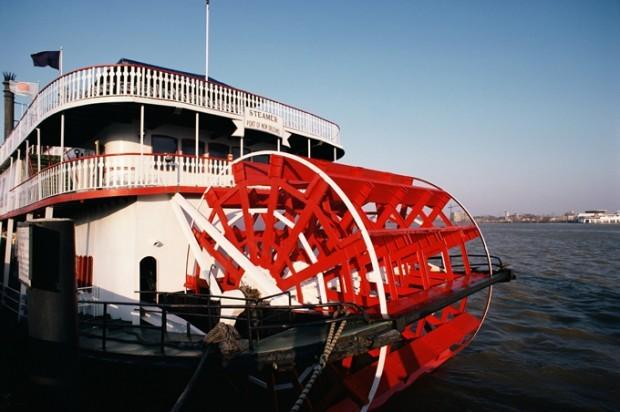 FLIPSIDE Steamboats