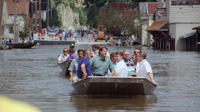 Great Flood 93 Was Too Much News Thesouthern Com