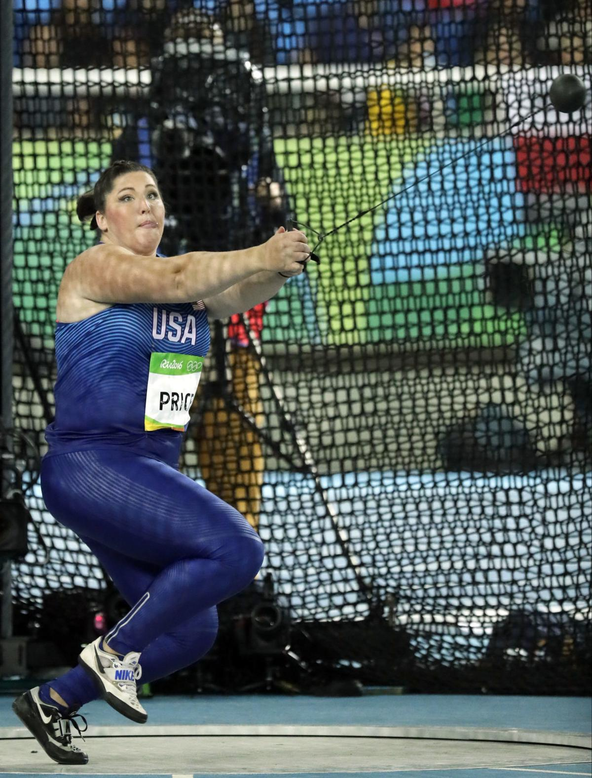 Rio Olympics Athletics Price 2