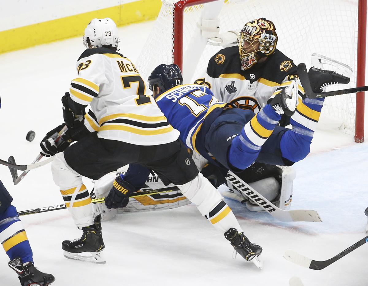 Stanley Cup Bruins Blues Hockey