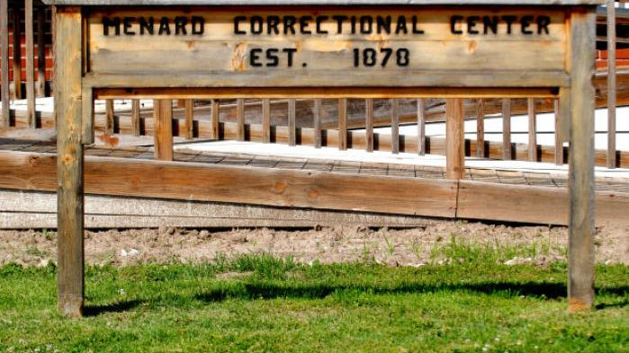 Two assistant wardens at Menard Correctional Center resigned
