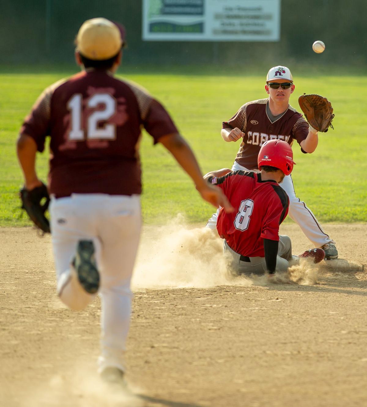 Shawnee at Cobden Baseball