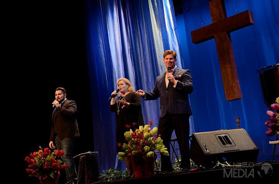 The Jim Brady Trio at 2017 Truthseeker's Homecoming