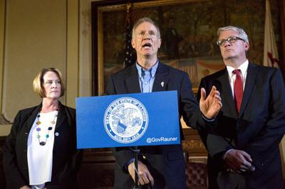 A look at the damage of Illinois' 3-year budget impasse