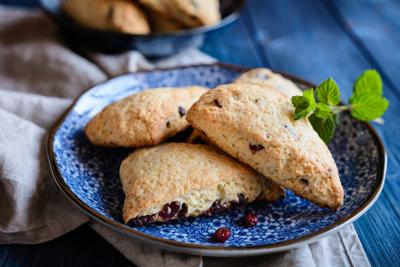Recipe | Oatmeal Scones