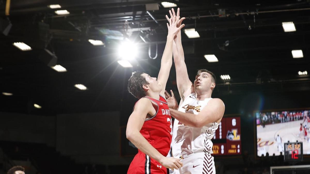 Davidson Loyola Basketball
