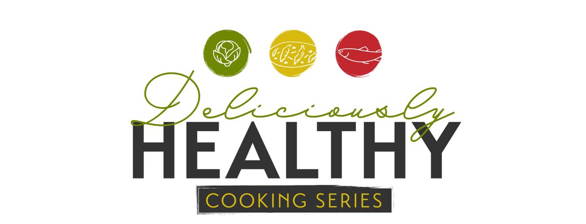 Deliciously Healthy Logo